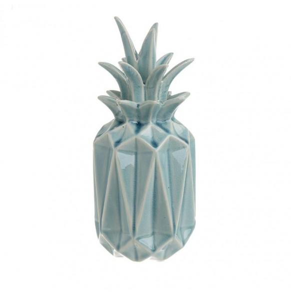 Κεραμικό διακοσμητικό ανανάς 10.5x25cm