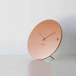 Ρολόι τοίχου tre small copper