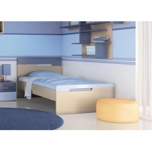Παιδικό κρεβάτι μονό/Ημίδιπλο