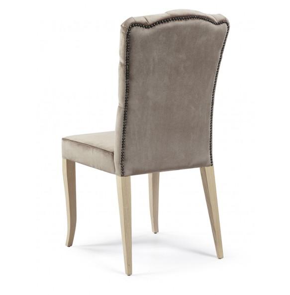 Design καρέκλα με ξύλινα πόδια