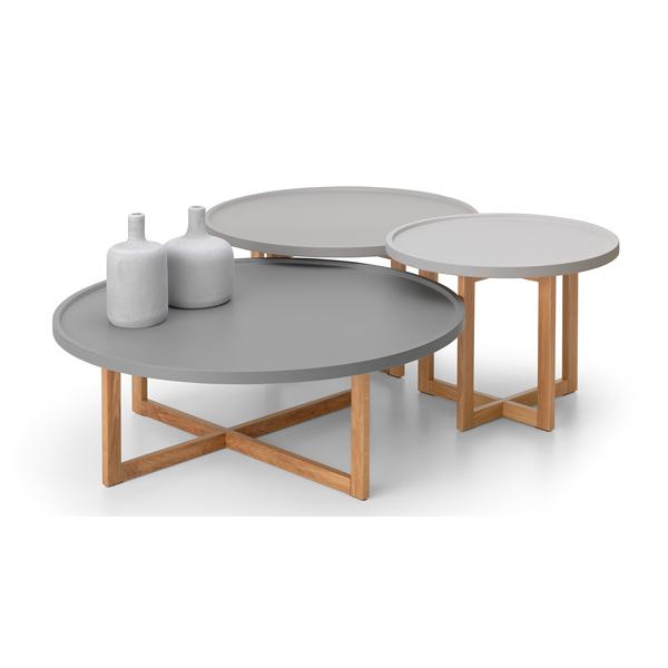 Τραπεζάκια σαλονιού Cross Tables