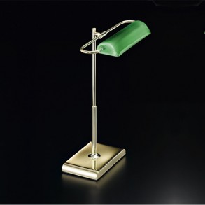Design  πορτατίφ γραφείου σε πράσινο χρώμα  LED 7W