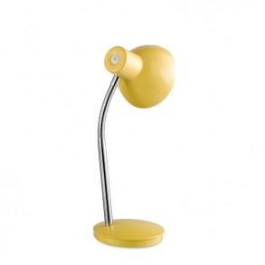 Πορτατίφ  γραφείου σε κίτρινο χρώμα Φ12