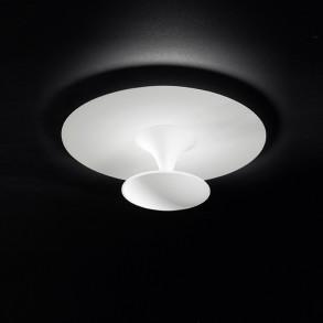 Μεταλλικό φωτιστικό οροφής LED Φ50 24W