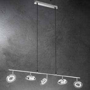 Κρεμαστό μεταλλικό φωτιστικό LED  4.5W