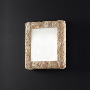 Μοντέρνο πέτρινο φωτιστικό τοίχου  38W