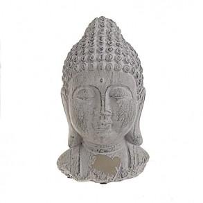 Προτομή Βούδα τσιμέντο γκρί