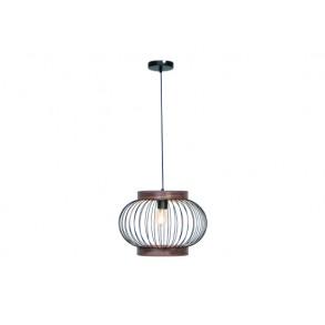 Μεταλλικό φωτιστικό ιδιαίτερο σχεδιασμό Ø45cm