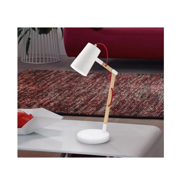 Ξύλινο επιτραπέζιο φωτιστiκό Torona