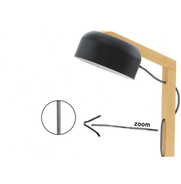 Ξύλινο επιτραπέζιο φωτιστικό Gizzera