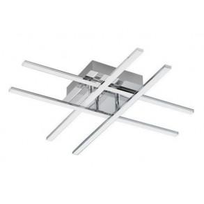Φωτιστικό οροφής από ατσάλι LED 50x50