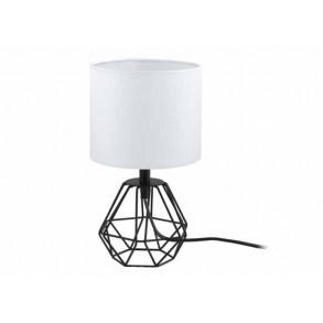 Επιτραπέζιο φωτιστικό Carlton λευκό