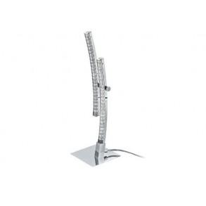 Επιτραπέζιο φωτιστικό από ατσάλι LED H33
