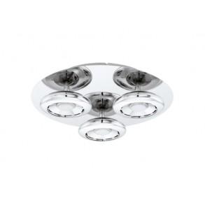 Φωτιστικό οροφής από ατσάλι LED Ø35