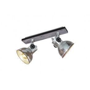 Φωτιστικό οροφής από μέταλλο L47.5cm