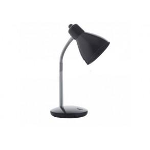 LED φωτιστικό γραφείου σε μαύρο 6W 90° 4000k