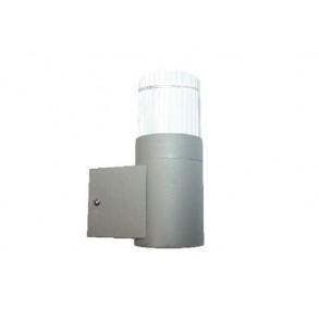 LED  απλίκα τοίχου 2W 120° 3000k