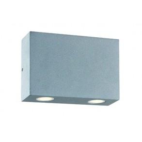 LED φωτιστικό τοίχου 4x1W 34° 3000k