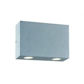 LED απλίκα 2x1W 34° 3000k