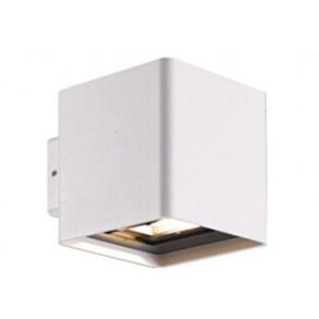 LED απλίκα τοίχου 2x5W 30-130° 3000k