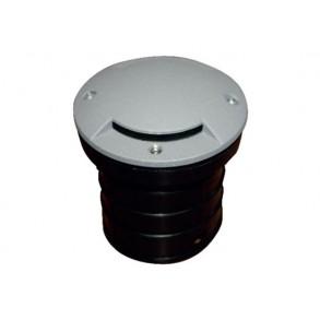 LED χωνευτό φωτιστικό δαπέδου μια δέσμης 2.6W  6000k