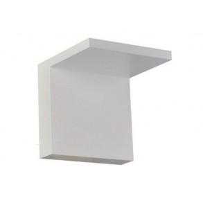 LED απλίκα τοίχου σε λευκό χρώμα 4W  3000k
