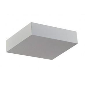 LED  απλίκα τοίχου 4W  3000k 100x100mm