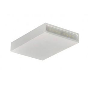LED φωτιστικό τοίχου 4W 3000k 100x150mm