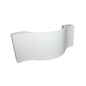 LED απλίκα εξωτερικού χώρου 1x7W 100° 3000k