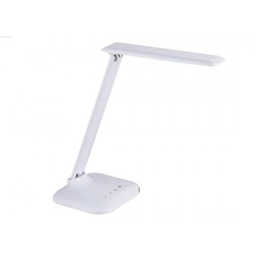 LED πορτατίφ γραφείου σε λευκό 6W 120° 3000k-6000k