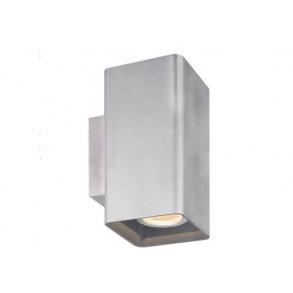 LED φωτιστικό τοίχου 2x7W 36.5° 3000k
