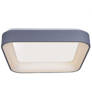 Μεταλλικό φωτιστικό οροφής 60x60cm LED