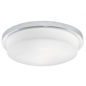 Πλαφονιέρα οροφής σε λευκό χρώμα Φ41