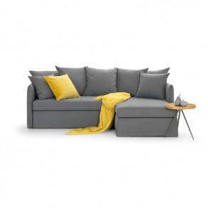 Γωνιακός καναπές – κρεβάτι με αποθηκευτικό χώρο Burt