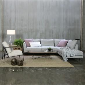 Μοντέρνος καναπές Ingrid
