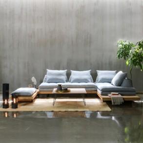 Σύνθεση καναπέ loft