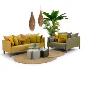 Καναπές KENZO σε 3 διαστάσεις