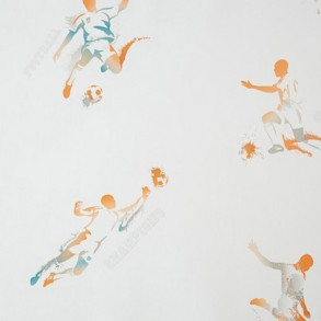 Ταπετσαρία τοίχου ποδοσφαιριστές