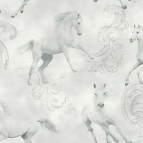 Ταπετσαρία τοίχου-Άλογο