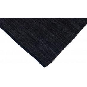 Χαλί Leather Μαύρο