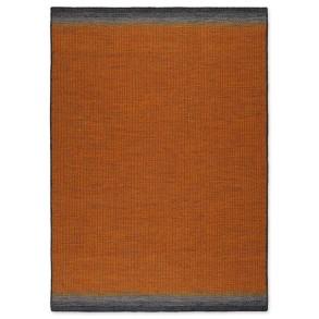 Χαλί Nexus Γκρι/Πορτοκαλί