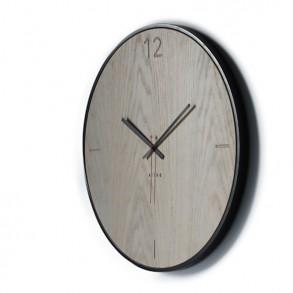 Ρολόι τοίχου natural oak