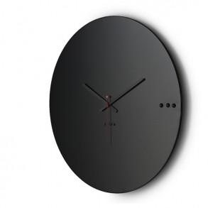 Ρολόι τοίχου tre black