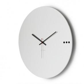 Ρολόι τοίχου tre white