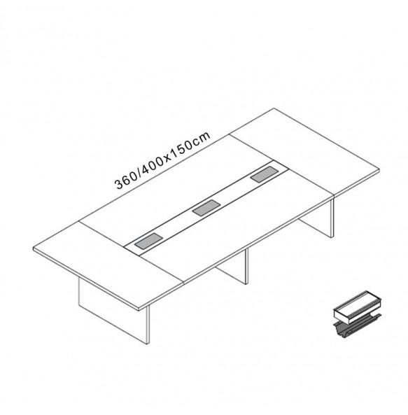 Συνεδριακό τραπέζι σε 5 διαστάσεις