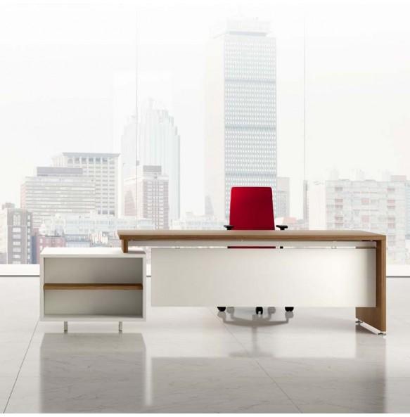 Διευθυντικό γραφείο με ενσωματωμένο μπουφέ