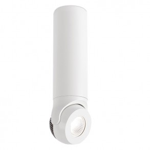 Μοντέρνα σποτ λευκό LED 7W