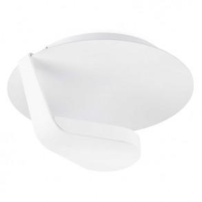 Design φωτιστικό οροφής σε λευκό χρώμα