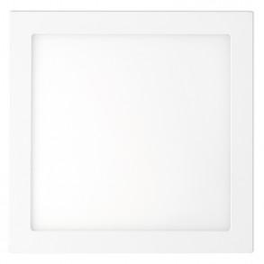 Λευκό φωτιστικό οροφής LED 25W 3000K θερμού φωτός