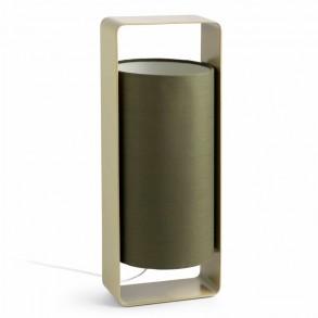 Επιτραπέζιο φωτιστικό σε πράσινο χρώμα Υ400mm